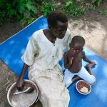 South Sudanese refugees in dire need of aid in northern Uganda