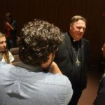 Cardinal Tobin addresses immigration, abuse scandal at Notre Dame lecture