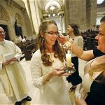 Three local women become consecrated virgins this year.  What does that mean?
