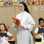 Dominican sisters bring love for Christ and young people to St. Agnes classrooms