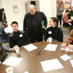Archbishop listens, shares ideas on abuse crisis with young adults