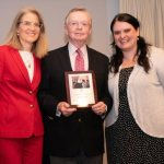 Cassin's support of Catholic education earns Drexel Award from FADICA