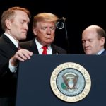 Trump defends rights of faith-based adoption agencies at prayer breakfast