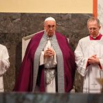 Lent begins with reminder of all that fades away, pope says