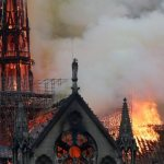 Archbishop Hebda calls burning of Notre Dame Cathedral 'gut-wrenching'