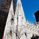 Man arrested after trying to walk through St. Patrick's Cathedral with flammables