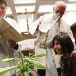 36 baptized at St. Alphonsus Easter Vigil