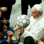 Pope: Sport strengthens friendships, brings out best of body, mind