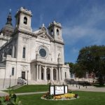 Basilica looks to future with comprehensive study of buildings, grounds