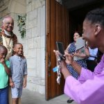 Mother church of Washington's black Catholics called 'holy ground'
