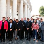 U.S. delegation brings V Encuentro results to pope, Vatican