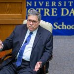 Barr sees 'growing refusal' to accommodate free exercise of religion
