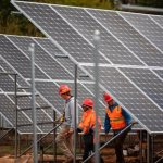 Washington Archdiocese's solar array touted as model for Church agencies