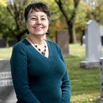 Joan Gecik has been preparing all of her life to lead Catholic Cemeteries
