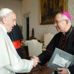 Pope calls USCCB president to express solidarity, support amid turmoil in U.S.