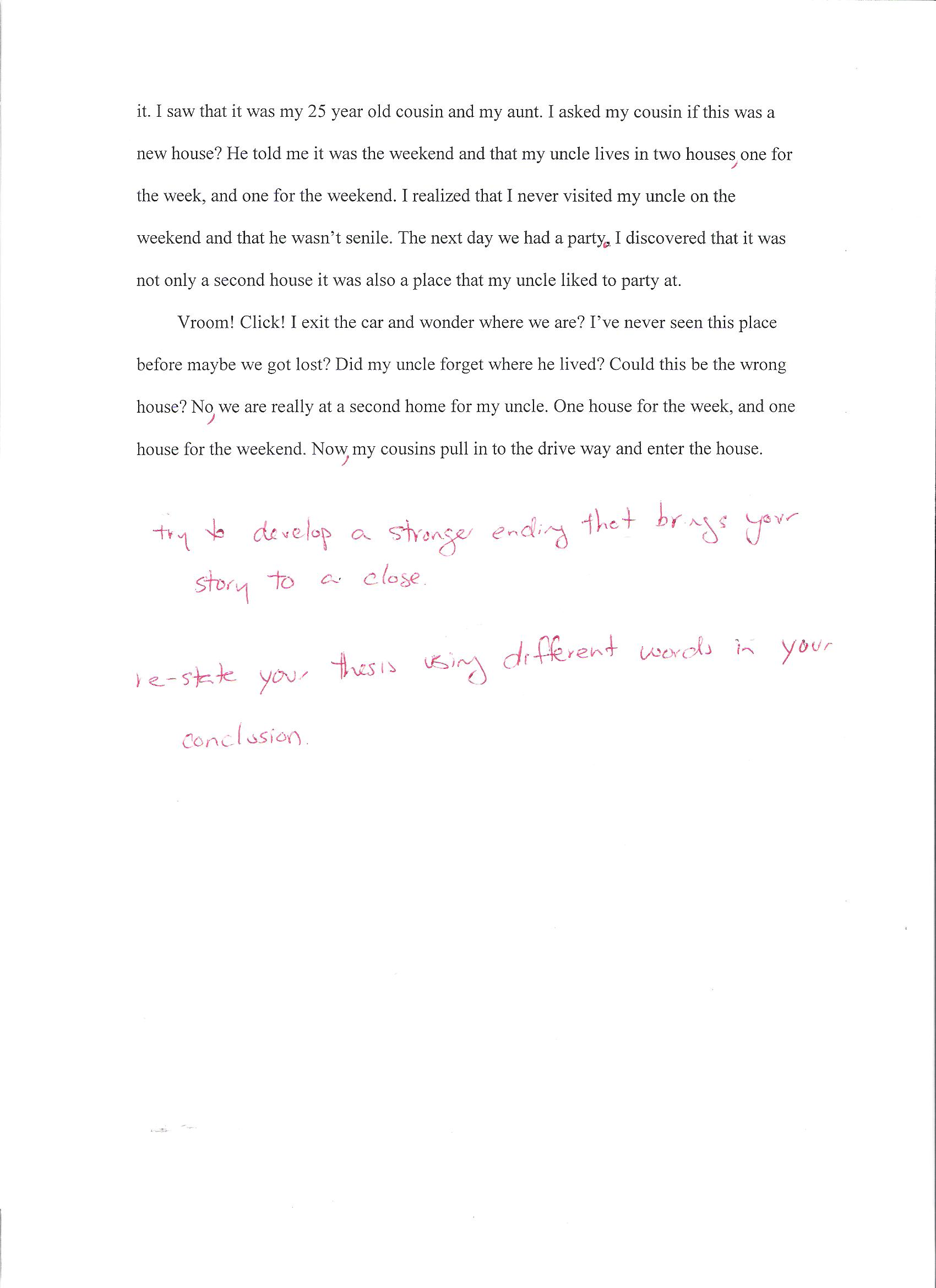 global regents thematic essay outline