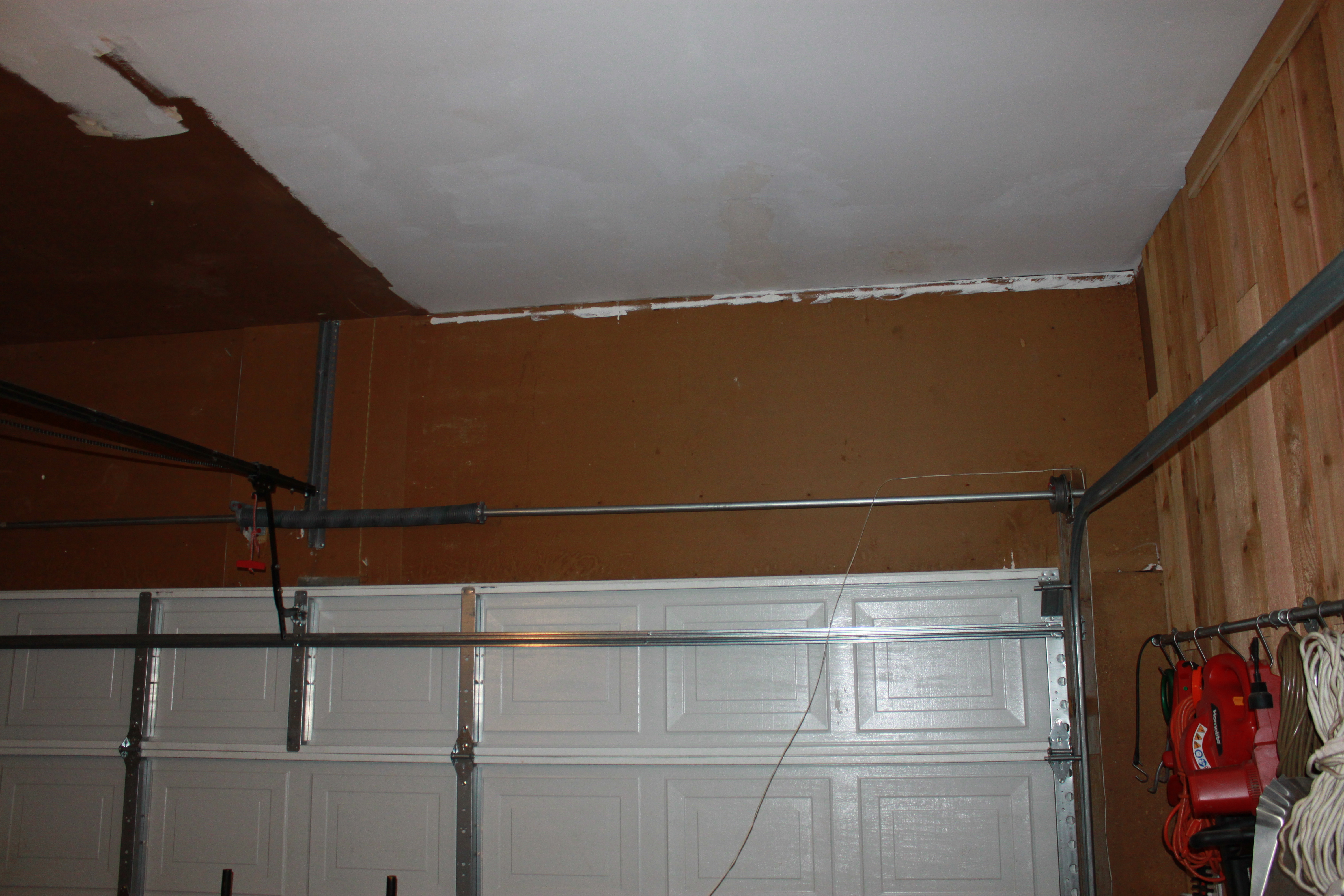 Garage Heater Placement Garage Update The Cavender Diary