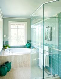 Turquoise Tile | THE CAVENDER DIARY