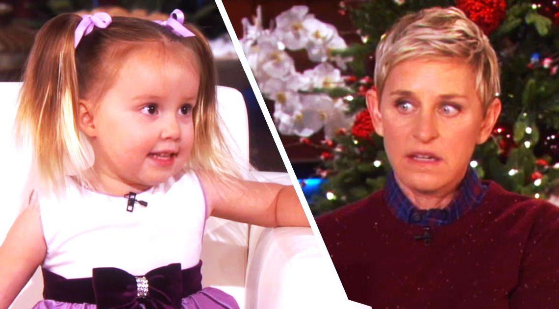 Les capacités assez extraordinaires de Brielle une enfant de 3 ans