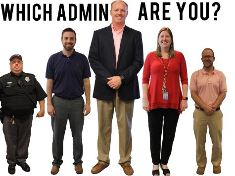 Which OHS Administrator Are You?