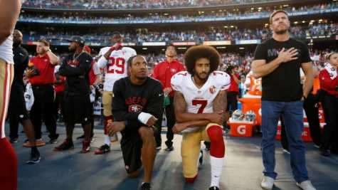 Column: Kaepernick invoking change is justifiable