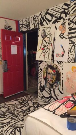One Night Stand Art Show enjoys 10th anniversary
