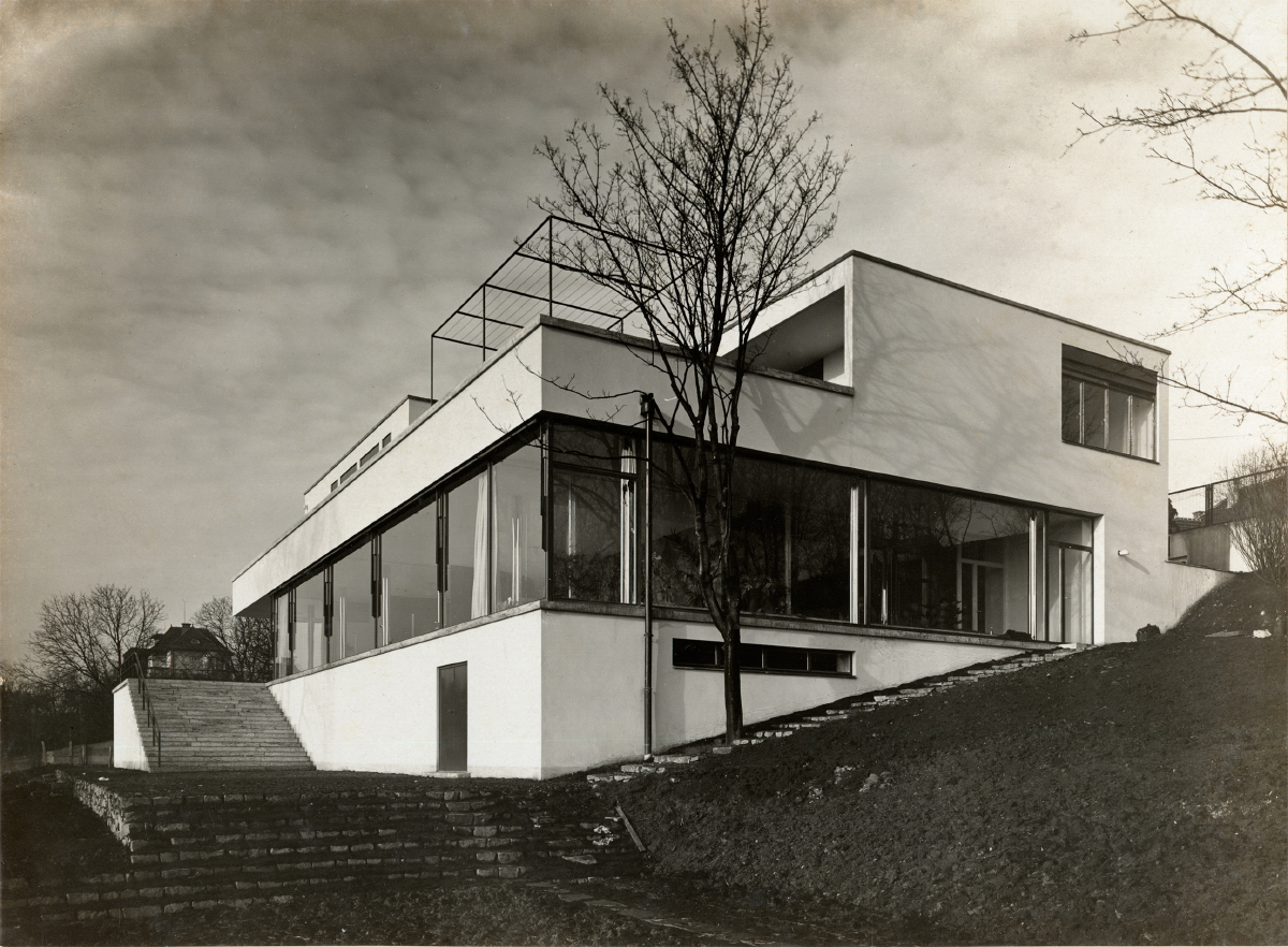 Ludwig Mies Van Der Rohe Ludwig Mies Van Der Rohe Haus Tugendhat 1930 193 The