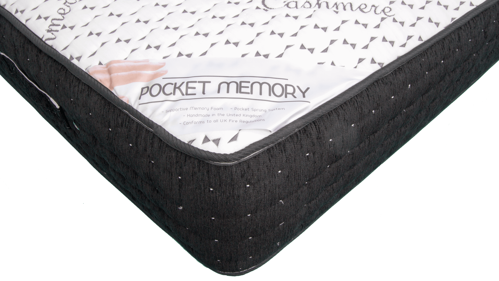 Single Pocket Sprung Memory Foam Mattress Orthopaedic Pocket Sprung Memory Foam Mattress