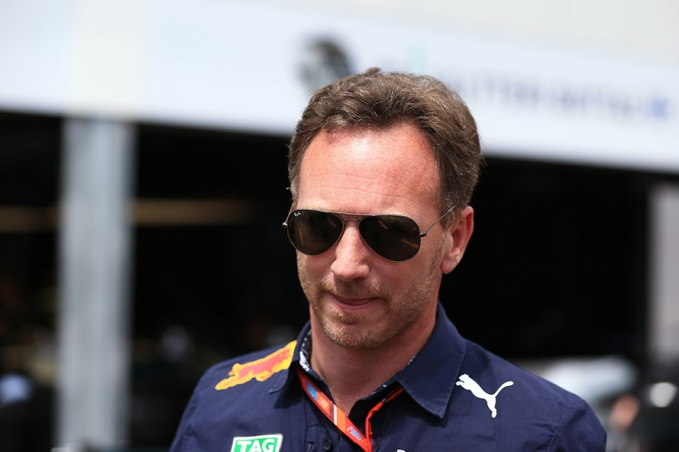 "Safety Car Australian Grand Prix Red Bull's Christian Horner ""a Podium On Merit Is A Very"