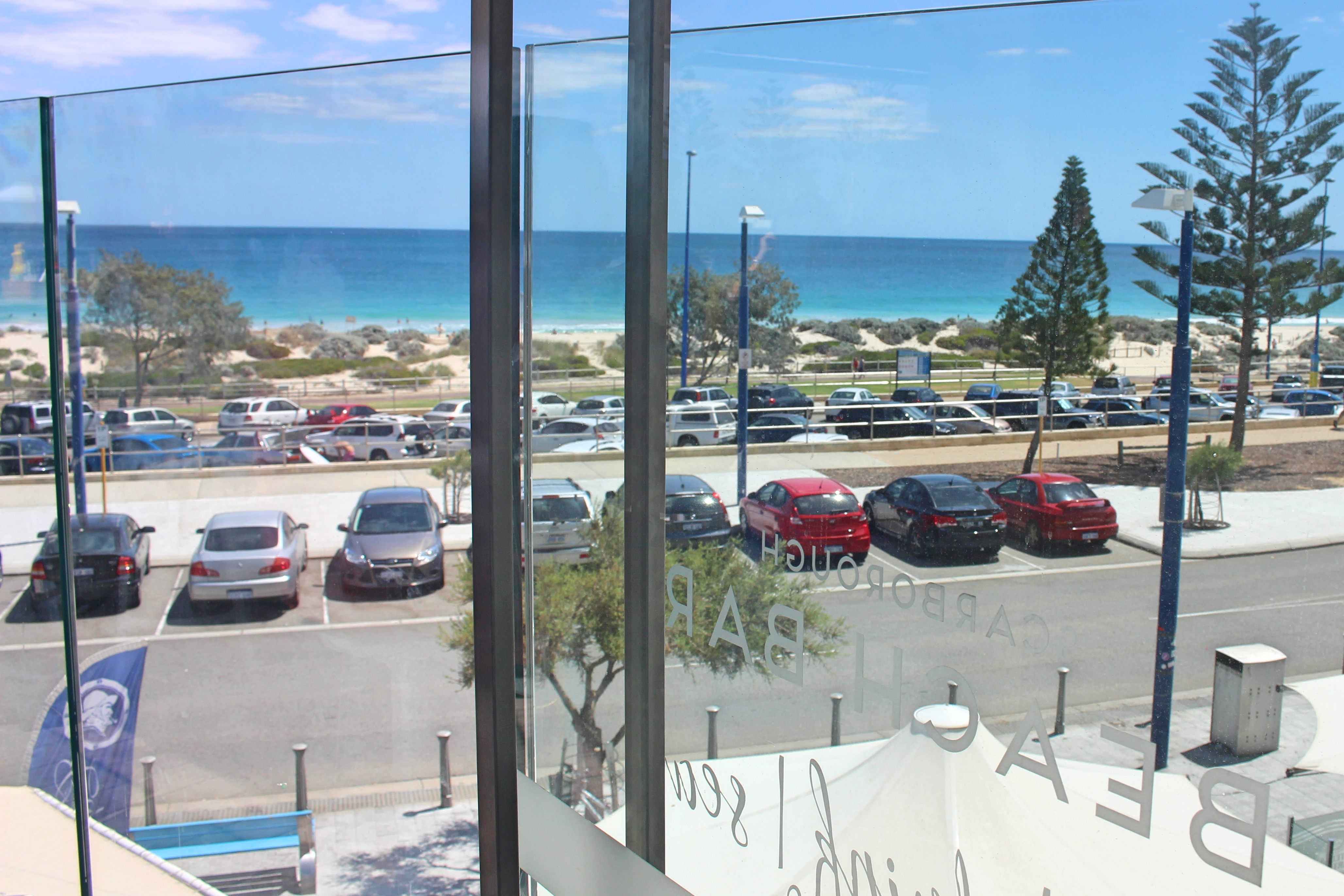 High Bar Tables Perth Scarborough Beach Bar The Chef His Wife And Their