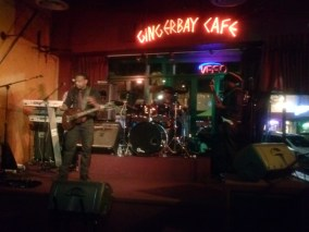 Code Red at Ginger Bay Cafe