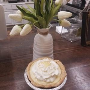 Lemon Cream Pie...YES!