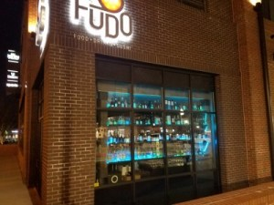 Outside Fudo