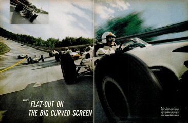 Grand Prix article in Life Magazine