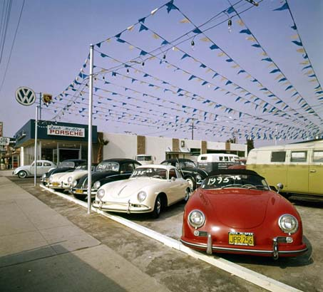Hollywood Way VW-Porsche