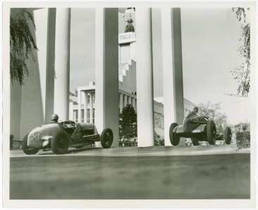 Grand Prix Racing at the 1939 World's Fair
