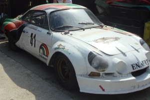 1973 works Alpine 110 as found