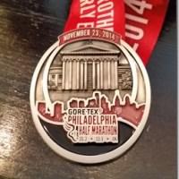 Philadelphia Half Marathon 2014
