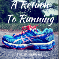 Starting Over Running Style