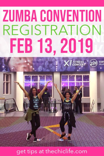 When Does Zumba Convention 2019 Registration Open? - The ...