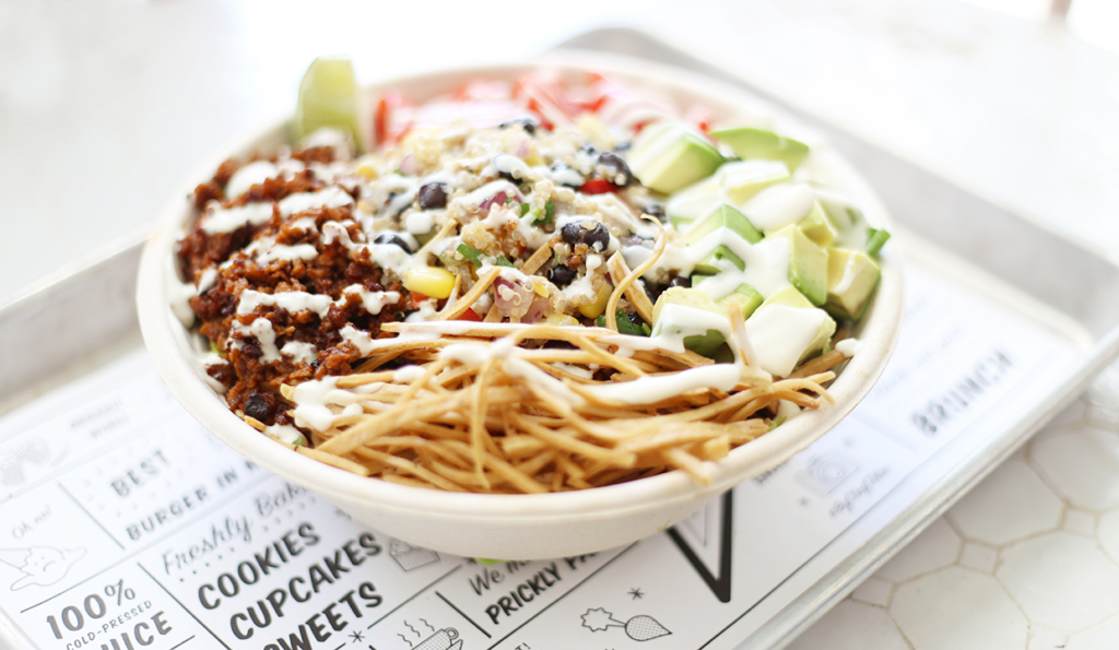 The Most Nutritious Salads in NYC for Your Office Lunch \u2013 The Chill