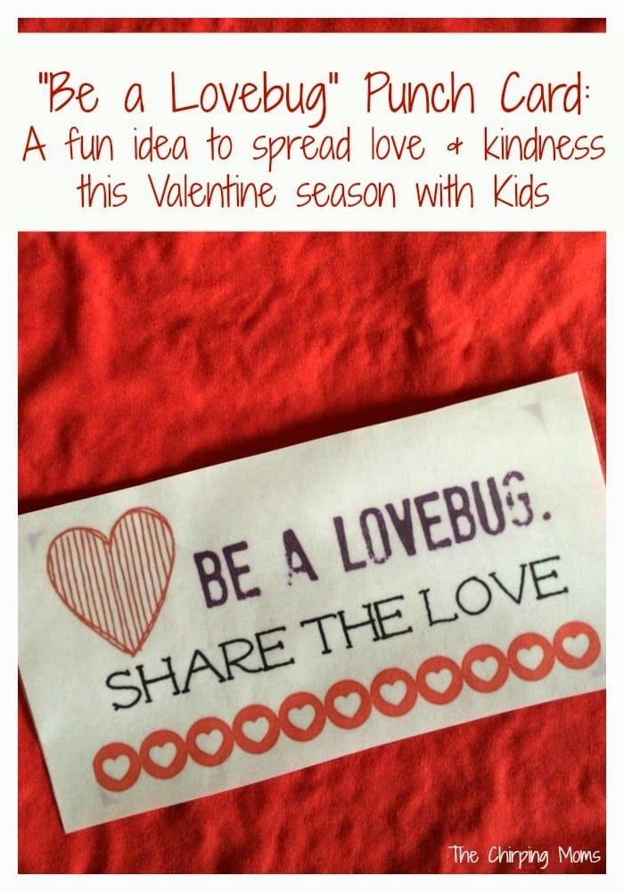 Be A Lovebug\
