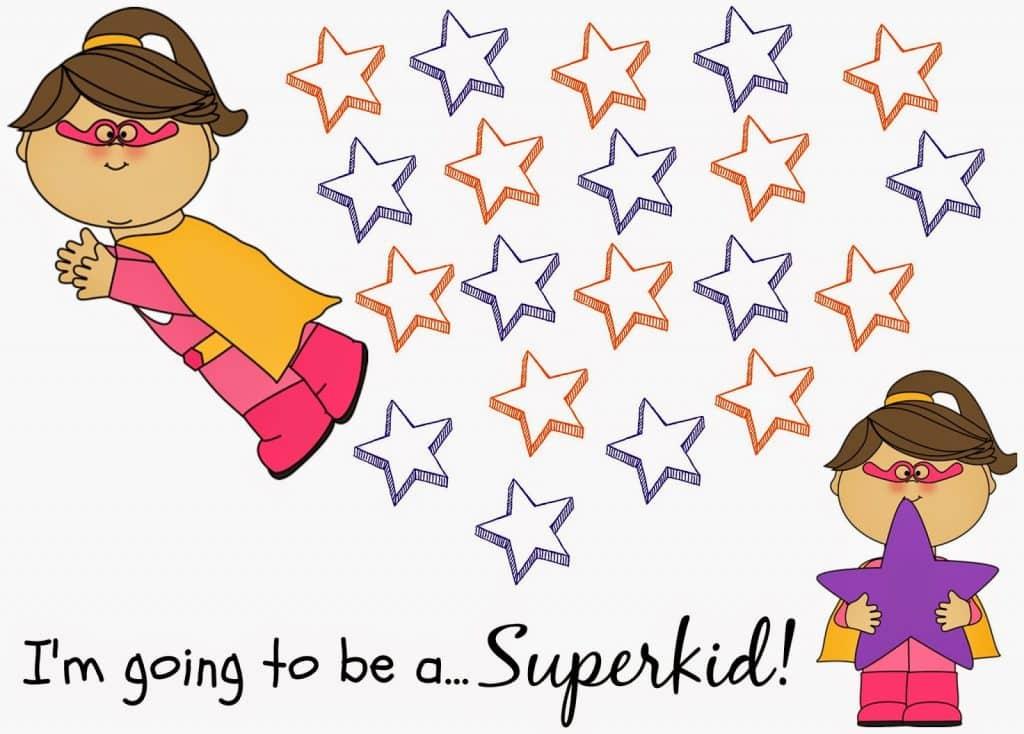 Free Printable Superhero Reward Chart - The Chirping Moms