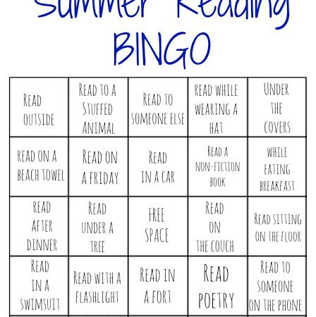 printable BINGO cards Archives - The Chirping Moms