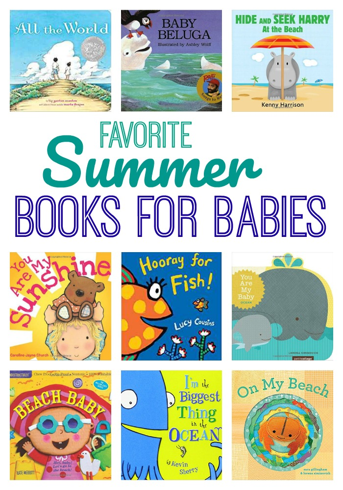 Toddler Loves Babies Summer Reading Books For Kids Of All Ages The Chirping Moms