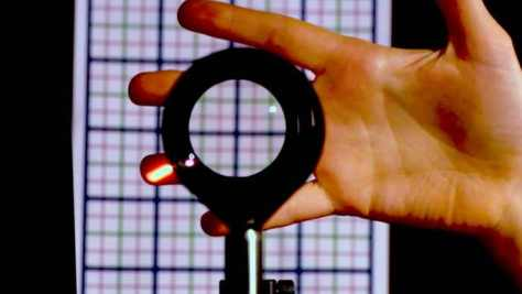 This Simple Cloaking Device Can Be Built At Home