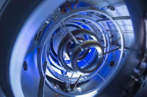 The Magnetic Coils Inside The Lockheed Compact Fusion Reactor