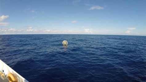 Bermuda-Bound 'Bubble Runner' Fundraising Hopes Burst When Rescue Required