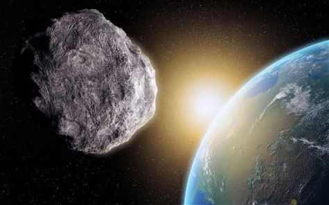 Russian scientist Vladimir Lipunov discovered asteroid UR116 passing near Earth every 3 years.