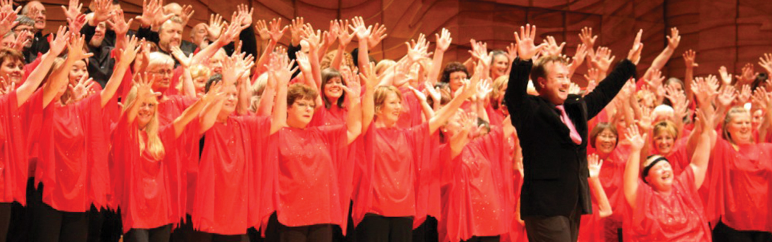 Thr choir
